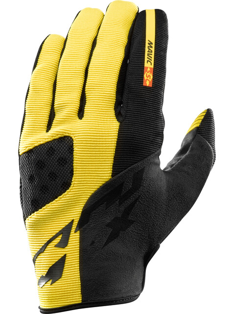 Mavic Crossmax Pro Gloves Men yellow